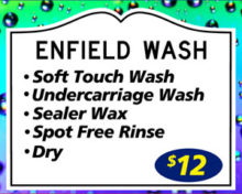 BELCHERTOWN Soft Touch Enfield Wash